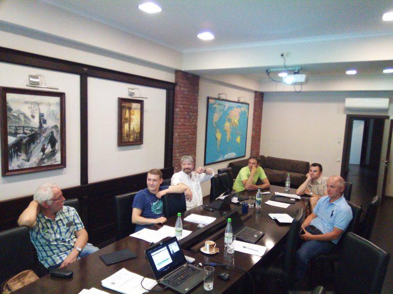 Обсуждение проекта ГОСТ Р на расчеты армогрунтовых подпорных стен.